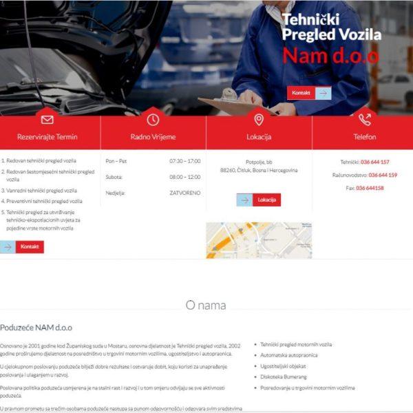 Web stranica