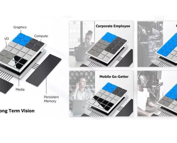 Intel mix-and-match chip